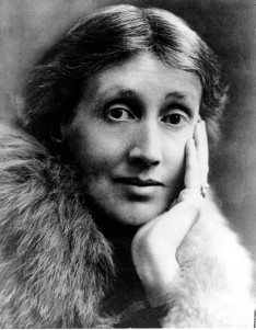 This is an undated photo of British author Virginia Woolf. (AP Photo)